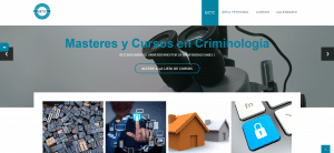Campus virtual cursos EICYC criminología criminalística